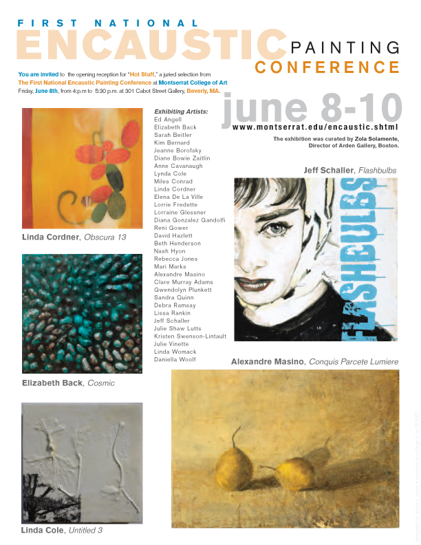 first national encaustic painting conference